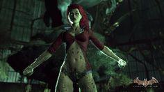 Poison Ivy- Arkham Asylum