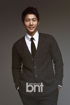 Lee Sang Woo - bnt International December 2013