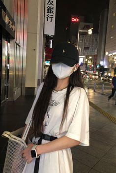 Aesthetic Girl, Aesthetic Clothes, Korean Aesthetic, Fashion Outfits, Style Fashion, Girl Fashion, Ulzzang Korean Girl, Cute Korean Girl, Korean Street Fashion