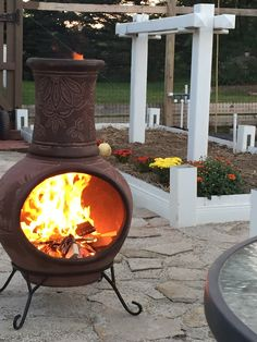 gas bottle wood burner log burner chiminea patio heater fire pit yurt firepits outdoor. Black Bedroom Furniture Sets. Home Design Ideas