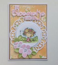 Annemarie's kaarten Marianne Design, Kid Stuff, Daisy, Decorative Plates, Cards, Margarita Flower, Daisies, Maps, Playing Cards