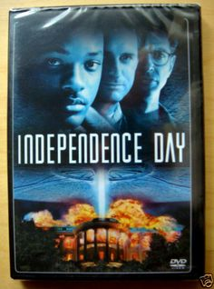INDEPENDENCE DAY. (DVD NUEVO)