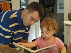 A Secure Base: Reading to a Young Toddler, the Montessori Way from A Secure Base