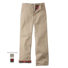 Go ahead tell them what you think! Men's Flannel-Lined Original Mountain Pant