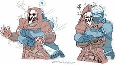 Reaper may be cold but he still BIE BIE BIE.