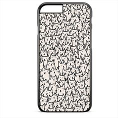 Because Cats Many Cats TATUM-1717 Apple Phonecase Cover For Iphone SE Case