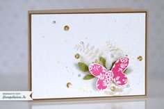 Video – How I make a card – Schmetterlingsgruß (via Bloglovin.com )