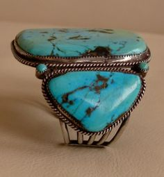 Pin Nevada Blue Turquoise Ring on Pinterest