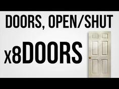Door Opening/Closing - Royalty Free SFX - YouTube