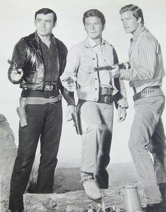 263 best The Virginian, The Loner, Old Western Actors, Western Movies, The Virginian, James Darren, 1960s Tv Shows, Doug Mcclure, James Drury, Gary Clark, Best Hero