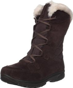 Columbia Sportswear Women's Ice Maiden Lace Cold Weather Boot.  $48.78 - $80.00            When it comes to winter dressing, there are few things as snug as brushed leather and faux fur. That's just one reason we're smitten with Columbia Sportswear's Ice Maiden Lace. The other reasons? Its perfectly placed shaft--not too short, not too tall--its comfortably roun...