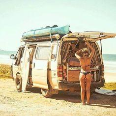 Surf - girls - trip