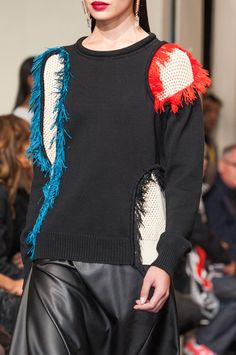 Cedric Charlier at Paris Spring 2015 (Details)