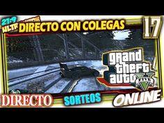 DIRECTO EDITADO Carreras :) 🔴 GTA V Online FIVEM #17 Gameplay Español 21:9