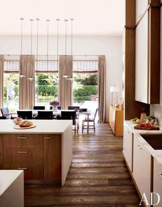 Replace dated or tiled floors with beautiful new hardwood.