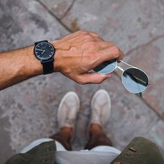 @justinliv is summer ready with #Falmouth and aviators! | we ship worldwide | www.shoreprojects.com #summerready #shoreprojects #summerwatch #heatwave