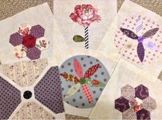 Always Applique: Stonefields and more  Susan Smiths Stonefields BOM