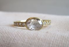Oval Rose Cut Bezel Ring at Sarah Perlis Jewelry:http://www.sarahperlis.com/products/_oval-rose-cut-bezel-ring-1