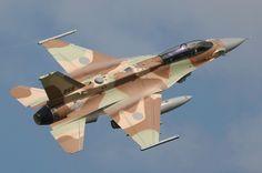 Lockheed Martin F-16I Sufa. Jonathan Derden