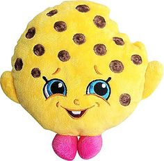 Kookie Cookie Plush Series 1 8 Inch Shopkins Moose Toys