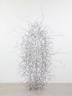 Antony Gormley, Quantum Void III, 2008 © Antony Gormley – Courtesy Galerie Thaddaeus Ropac