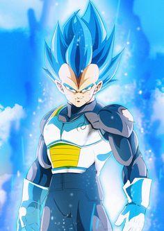 Vegeta Trains on Yardrat in Dragon Ball Manga 53 Spoilers Dragon Ball Gt, Vegeta Ssj Blue, Super Vegeta, Dbz Characters, Animes Wallpapers, Blue Wallpapers, Anime Art Girl, Kakashi, Naruto