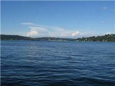 Riviera Place in Seattle - Great Seattle waterfront lot on Lake Washington (Difficult to find!!!)   - Cooper Jacobs Real Estate