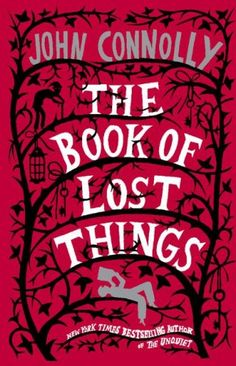 This book is a take on a boy getting lost in dark twisted fairy tale stories we loved as kids