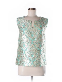 Check it out—J. Crew Sleeveless Blouse for $18.99 at thredUP!
