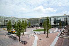 Hoekenrode Square by Karres en Brands