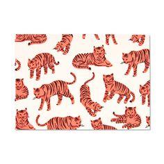 Tigers! Card