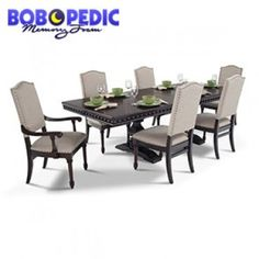 gatsby 7 piece dining set with side chairs dining sets side chairs