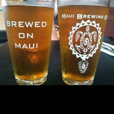 Maui Brewery Co. Try the Bikini Blonde Try the Goat Cheese Ravioli Try the Pizza Try the Chili... everyday you're there!
