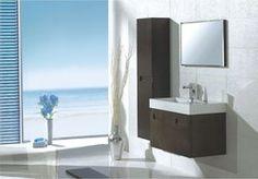 Modern Bathroom Vanity - Trevi