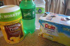 Best Best Lemonade Ever Recipe on Pinterest
