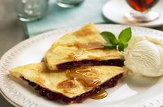Ocean Spray Roasted Cranberry Quesadillas. Try this recipe now: http://www.oceanspray.com/Recipes/Community/Desserts---Snacks/Roasted-Cranberry-Quesadillas.aspx
