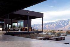 Desert House by Marmol Radziner Prefab #architecture #home #design
