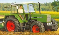 Fendt Favorit 612LS