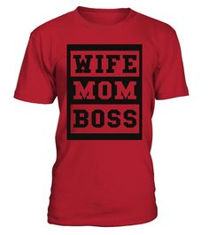 wife mom boss mother s day christmas gift for wife pinterest