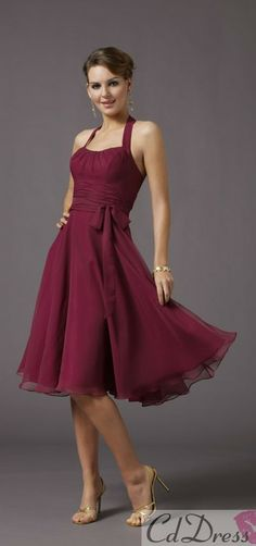 THIS IS SUCH A CUTE DRESS and it would be so flattering. i just don't want my bridesmaids to look cuter than me