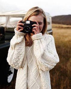 Authentic irish sweaters in-store! / ¡Si no quieres quedare sin el tuyo este invierno corre a nuestra tienda física!