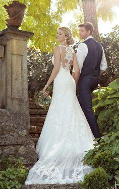 Essense of Australia Wedding Dress D2208