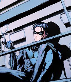 "dickgrayzon: ""Nightwing #22 """