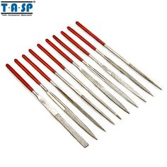 Aiguille 5Pcs//Set fichiers Kit Carving Jewelry Diamond Glass Stone Wood Craft Outil