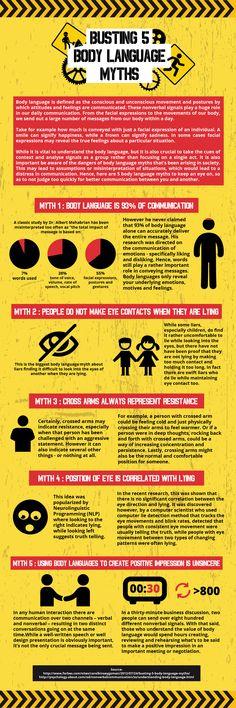 Busting 5 Body Language Myths