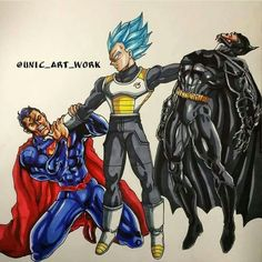 Yeah, I Could See Vegeta Doing This lol