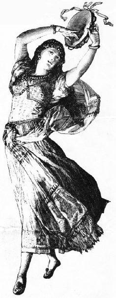 Image from http://www.phantomranch.net/folkdanc/images/gypsy_dancer.jpg.