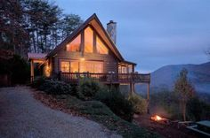Click this pin for a list of #Georgia cabin rentals!