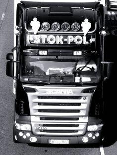 Stok Pol Scania Truck Photo near Northampton, England: #photoblogs #blogs  #trucks #truckphotos #lorry #haulage #scaniatruck #scaniatruckphotos #photography #northampton, #trucksonpinterest, #scania, #truckphotography, #britain, #england #hgv #hgvtrucks #europeantrucks