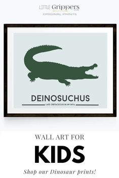 Choose from a selection of 16 different colourful dinosaur printables to bring any Dinosaur loving toddlers room to life. Customisable size, and colours! #Dinosaur #toddlerboys #kidswallart #colourfulprints Boy Wall Art, Boy Art, Nursery Wall Art, Nursery Decor, Toddler Room Decor, Boys Room Decor, Dinosaur Prints, Dinosaur Printables, Charts For Kids